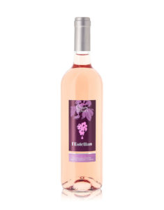 bouteille quatre tours rose l'estellan