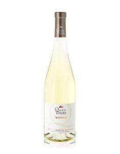 bouteille quatre tours blanc prestige