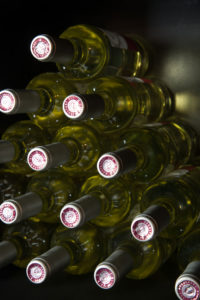 Casier vin blanc