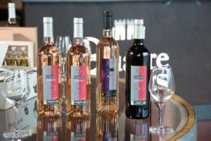 Bouteilles de vins Quatre Tours Domaine de la Rigouline Bio - Coteaux d'Aix en Provence - rouge rosé