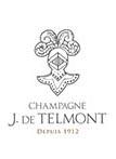 champagne j de telmont logo