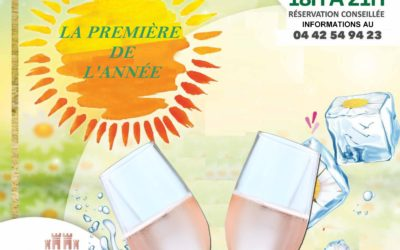 SOIREE DU CELLIER : PRINTEMPS annulation